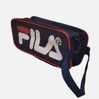 FILA Sports Bag. Football Boot Training Gym Navy Blue. Sports.