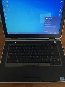 """Dell Latitude E6420 14"""" HD Laptop i5-2520M 2.5GHz 6GB Ram 128GB SSD"""