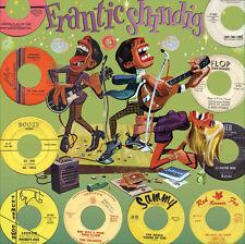 LP V/A Frantic Shindig '60s Garage Comp Fuzz Garage Intoxica