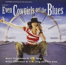 Audio CD - Movie Soundtrack - Even Cowgirls Get the Blues by K.D. Lang & B. Mink