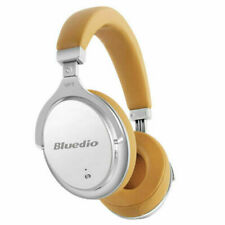 Bluedio F 2nd Wireless Over-Ear Headset - White