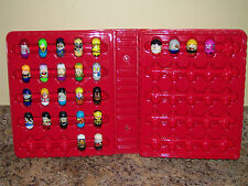 Mighty Beanz Series  Lot of 26 MOOSE  MARVEL WITH RED SERIES 2 CASE