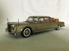 1:18 Sun Star 2303 1966 Mercedes-Benz 600 Neu in OVP