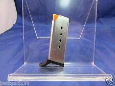 Magazine for AMT BACKUP 380 BACK UP MAG .380 AUTO 5 ROUND STAINLESS
