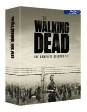 THE WALKING DEAD 1-7 (2011-2017): Zombie TV Seasons Series - NEW BLU-RAY UK