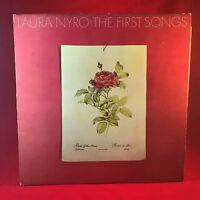 LAURA NYRO The First Songs 1973 UK VINYL LP EXCELLENT CONDITION