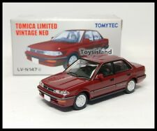 Tomica Limited Vintage NEO LV-N147d Toyota COROLLA 1600GT 89' 1/64 Tomytec TOMY