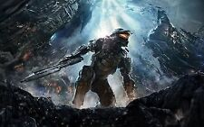 Poster A3 Halo 4 01