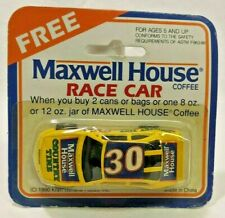 Racing Champions #30 Michael Waltrip Maxwell House Promo Car 1/64 Scale