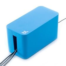 New Bluelounge - Cable Box Mini (Malibu Blue)