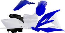 Polisport Plastic Kit Set Blue White Yamaha YZ250F 2010-2013 yz250 yz 250 90272