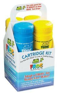 New - Spa Frog Cartridge Kit  - Freeshipping