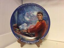 "Star Trek Hamilton Collection Plate ""Scotty� #1197R"