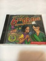 New ClueFinders 6th Grade Adventures  Sixth Learning Windows Sealed Clue Finders