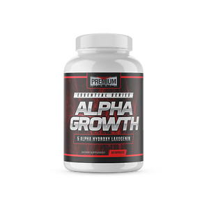 Alpha Growth 60ct by Premium Sports / Laxogenin / Epicatechin