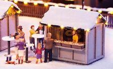 Noch 65610 Weihnachtsmarkt Kombi-Set