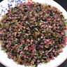 Rare Beautiful Natural Rainbow Tourmaline Crystal Gravel Tumbled Stone Healing