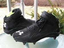 Under armour Black Mens Cleats size 13