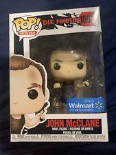 Funko Pop #1007 Die Hard John McClane Walmart Exclusive Brand New!