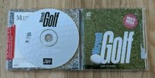Microsoft Golf PC CD-ROM Game Multi-Media Edition
