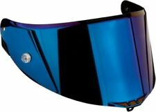 AGV Blue Motorcycle Helmet Parts & Accessories