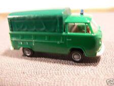 1/87 Brekina VW T2 Pritsche Polizei grün 33901 SONDERPREIS 4,99 € statt 10 €