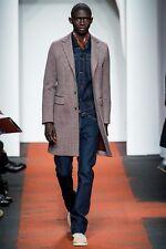 NWT MISSONI x JEAN MACHINE JM4 DENIM Jean Jacket with Removable Mohair Vest L