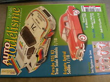 $$ Revue Auto modélisme N°146 Porsche 935 K3  Frégate Amiral  GP Monaco 1969