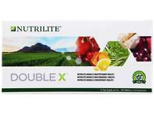 NUTRILITE DOUBLE X Refill Pack Multivitamin/Multimineral/Concentrate for 31days