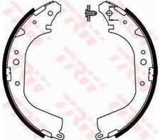 GS8502 TRW Brake Shoe Set Rear Axle