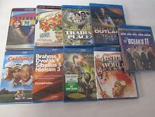 Lot of 9 Blu-Ray/HD DVD's w/ Caddyshack, Animal House, Trading Places