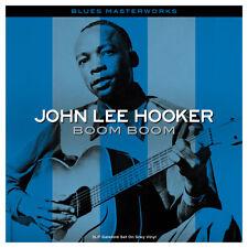 John Lee Hooker Boom Boom Coloured  Vinyl 3 LP NEW sealed