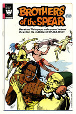 Brothers of the Spear #18 (Whitman) VF8.8