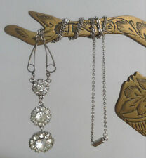 Crystal Necklace Necklace/Choker Art Deco Fine Jewellery