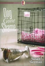 Dog Gone Shame Creative Woman Mysteries By Susan Sleeman 2013 Hardcover Book 5
