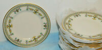 """11 Lenox The Colonial Bread Plates 5 3/4"""" Excellent Cond"""