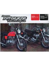 Rmt N° 12 Honda CB 350 Four-400 F1-f2 / Norton Commando 750-850 MK