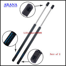 2 Rear Window Glass Gas Lift Supports Struts Stock For 05-10 Jeep Grand Cherokee