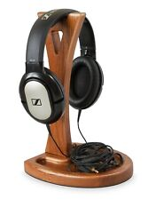Wooden Headphone Stand Wood Headset Hanger Gaming Headset Stand