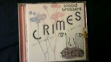 BLOOD BROTHERS - CRIMES. CD