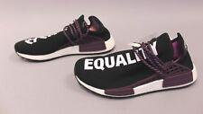 adidas Men's Pharrell Holi NMD Trail 'Equality' Shoes GG8 Black AC7033 Size 12