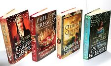 4 HD PHILIPPA GREGORY RED QUEEN/OTHER QUEEN/KINGS MAKERS DAUGHTER/LADY OF RIVERS