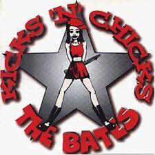 """Bates, The """"Kicks `n`Chicks"""" CD"""