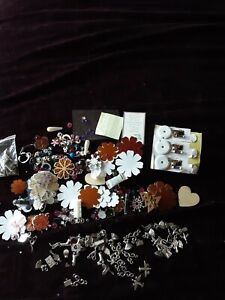 Craft Clearout Bits And Bobs You Will Receive All In Pictures