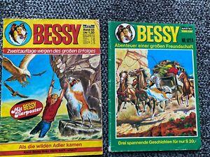 Comic Bessy 2 Stück gebraucht
