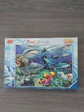 Ravensburger 500 piece Jigsaw -                   Reef Sharks