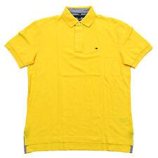 Tommy Hilfiger Polo Shirt Mens Short Sleeve Classic Fit Mesh New Xs S M L Xl Xxl