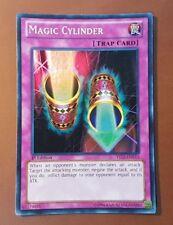Yugioh - Magic Cylinder - YS13-ENV15 or LCYW-EN099 - Super Rare - 1st Edition