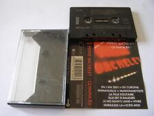 K7 cassette audio tape pierre bachelet olympia 86