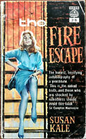 The Fire Escape by Susan Kale, Ace Books Paperback First Edition 1961